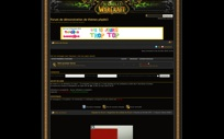 Vosforums.com style forum Prosilver_WoW